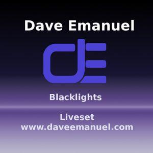Blacklights by Dave Emanuel