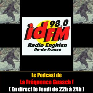 IDFM98- Fréquence Guasch- 02.06.2016-Part2 - Playliste Picturâle- Futurs Ex