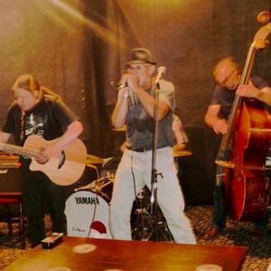 Bridgewater Blues Band live at The Blossoms