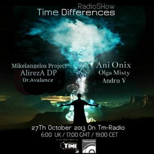 Dr. Avalance - Guest - Time Differences 101 [27-10-2013] - Tm-radio