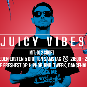 Wicked!Mixshow - Juicy Vibes with DJ 2Short (21.10.2017)