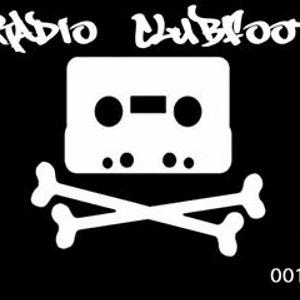 Radio ClubFoot 001 - ft. TEED, Scuba, Blawan, Pusha T, Kingdom & much more