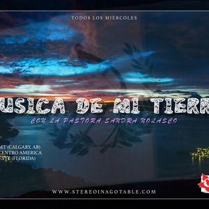 Música de mi Tierra con la Pastora Sandra Nolasco (Feb 9-2017)