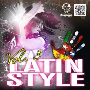 MISTER-FEEL - Latin Style Vol.3 / www.mister-feel.com