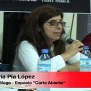 12-07-2011. Bloque 1: Maria Pía López