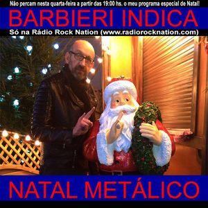 PROGRAMA BARBIERI INDICA - NATAL METALICO