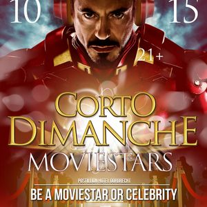DJ Energy presents Energetic 041 live @ Corto Dimanche Moviestars 24-10-15