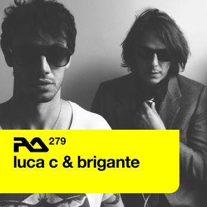 RA.279 Luca C and Brigante