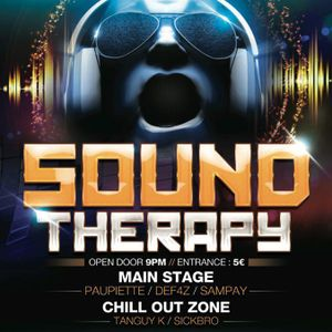 Def4z - Promos for Sound Therapy 11-08-12