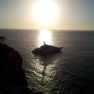 Mike - Boat party - Ibiza - July 2012