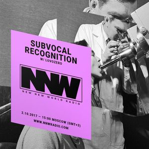Subvocal Recognition w/ Lovozero - 2nd October 2017