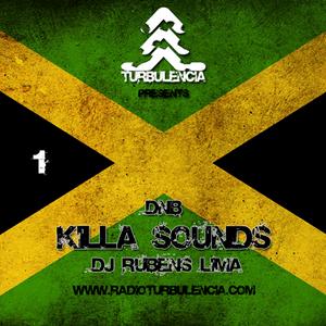 DNB Killa Sounds #1 - DJ Rubens Lima Mix