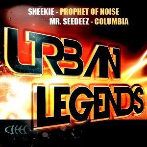 URBAN LEGENDS 6 - 50 CENT
