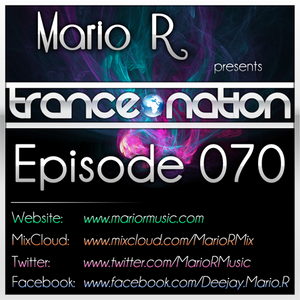 Trance Nation Ep. 070 (09.09.2012)
