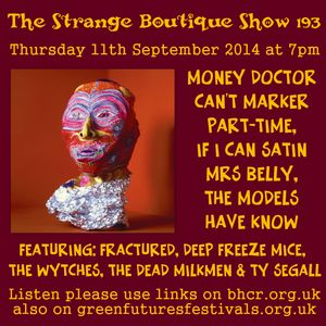 The Strange Boutique Show 193