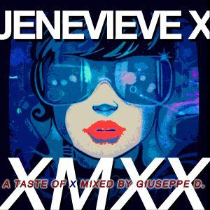 XMXX - A Taste Of X Mixed By Giuseppe D.