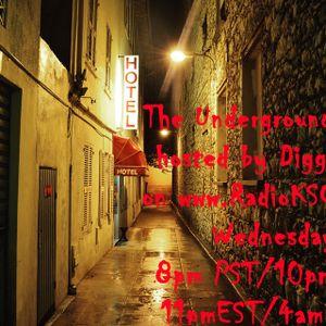 The Underground Alley #35