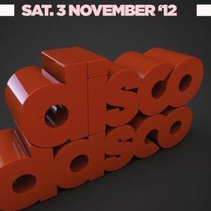 Disco Dasco @ La Rocca 03-11-2012 p1