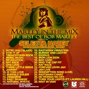 SELECTA HAZEY PRESENTS - MARLEY IN THE MIX