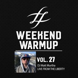 #WeekendWarmup Vol. 27 - Matt Murtha - LIVE from the Liberty, Telluride