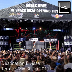 Destination Eivissa Terrace Mix 30-10-2011