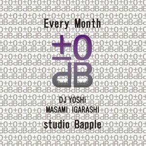 2016-3-20 ±0dB Dj YOSHi@Bapple bar style