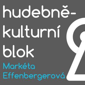 Hudebně - kulturní blok - Markéta Effenbergerová - UP AIR (19.10.2016)