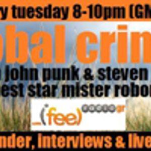 Global Crimes 14.01.2014 Mama Kin Part 1