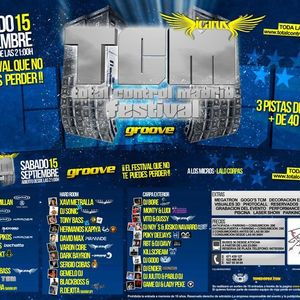 Gari Seleckt @ TCM Groove (15-09-12)