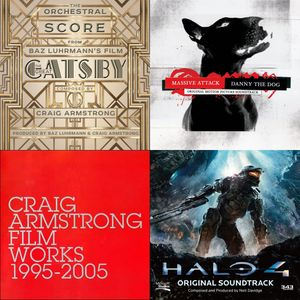 Soundtrack Adventures #140 with Massive Attack, Craig Armstrong, Neil Davidge @ Radio ZuSa