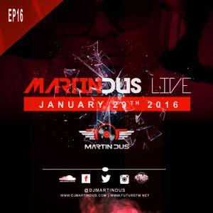 Martin Dus Live EP17