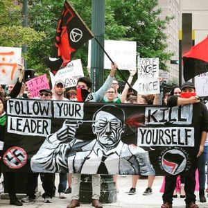 Anti-fascist resistance in the age of Trump - a panel of anarchists from USA speak in Dublin