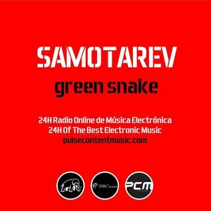 Samotarev - GreenSnake Episode001- PCM Radio (Argentina)