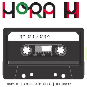 Dj Unite - Hora H (LuxFrágil Podcast)