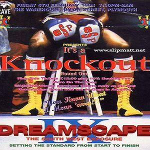 Dj Clarkee & MC Robbie Dee @ Dreamscape IX - The Warehouse Plymouth - 04.02.1994