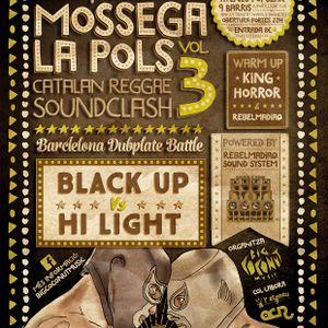 Mossega La Pols Soundclash Vol.3 BLACKUP VS HILIGHT. Round 3 (2016)