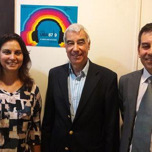 José Fabián de la Cruz  y Dr. Angel Bruno