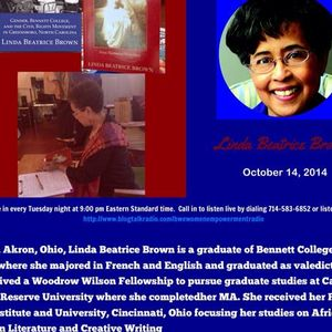 Award Winning Author Linda Beatrice Brown - A Mother Knows her Child