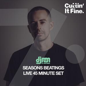 Matman x Cuttin' It Fine 'Seasons Beatings' LIVE Mix - Hip Hop, Funk & Bounce Edits & Remixes