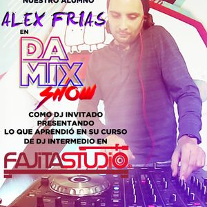 Alex Frias @ Fajita Studio (Curso Intermedio)