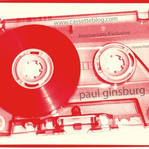 Paul Ginsburg I Know That Song! Vol2 mixtape - Cassette Blog Aniversario 2011