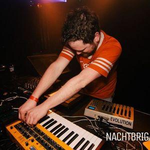Live @ Nachtbrigade : Willem ( 25-4-14 )
