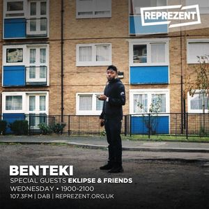 Eklipse - 24/01/18 - #TekOneTekTwo on Reprezent 107.3FM