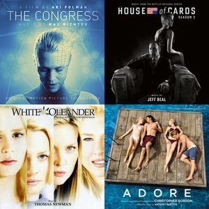 Soundtrack Adventures #150 with ROBIN WRIGHT @ Radio ZuSa 2014-11-16