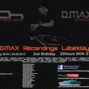 Ahmed Romel - D.MAX Recordings Label Day [29-Aug-12]