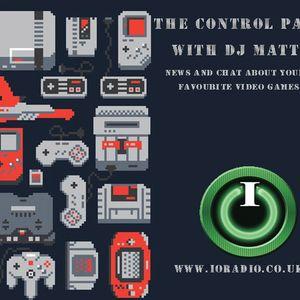 The Control Pad with DJ Matt on IO Radio 070717