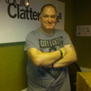 Dieting dad Adam Harding-Jones talks to Radio Clatterbridge about dieting and fundraising