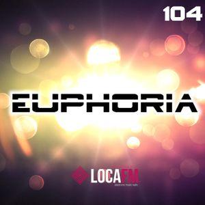 EUPHORIA ep.104 13-07-2016 (Loca FM Salamanca) DJ Correcaminos