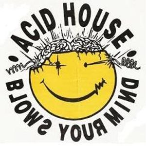 Acid house blows your mind by dimo by dimo fromparis for Best acid house tracks