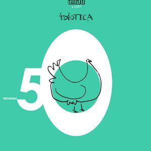 """Plutão Anão #50: """"Idioteca"""""""